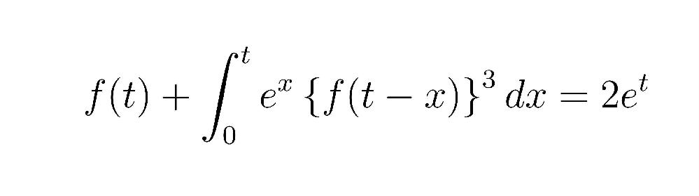 この方程式のfが df/dt = f - f^3 を満たすことはどうやったら示せるでしょうか?