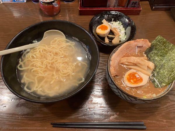 先日、新潟市内のとあるお店でつけ麺を食べたのですが、 何処のお店だったか忘れてしまいました... どなたか情報がございましたら是非教えてください m(_ _)mちなみにつけ麺の写真はこれです