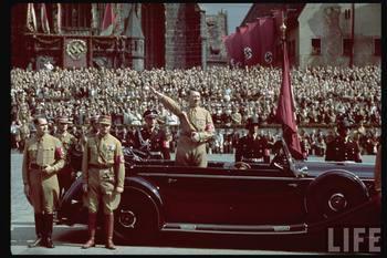 「ドイツ第三帝国」がナチスドイツであることは知っていますが、「ドイツ第一帝国」「ドイツ第二帝国」はそれぞれどのようなものだったのですか?