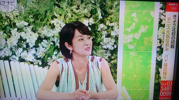 オリ・キャス、鈴木奈穂子アナを採点して下さい。