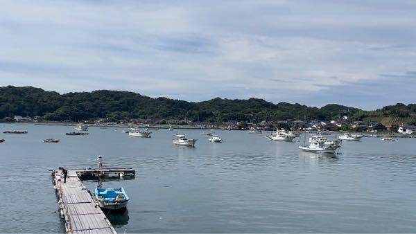 漁港の漁船について。 写真のような漁港に点々と停泊している漁船ですが、陸からとても離れた位置にあるのにどうやって乗り降りしているのですか? 別の小さな船で陸と行き来するのでしょうか? とても不思議に思ったのでご存知のかたよろしくお願いします