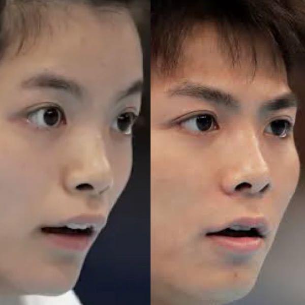 男性と女性の骨格の違い おでこの丸み、眉の濃さ(整えれば変わりますが…)他に、どこで判断しますか?