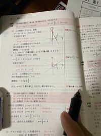 高校数学 最小値 最小値-1が誤りな理由はなんですか?