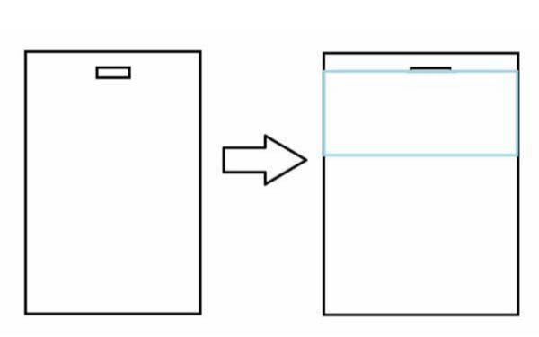今wordpressで同じページにいて、ボタンをクリックしたら青い枠のようなページが出てくるようにしたいのですが、どういうふうにすれば作れるでしょうか?