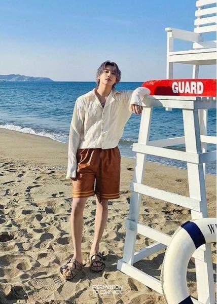 BTSのジョングクの膝下の長さが知りたいです。どのくらいに見えますか?