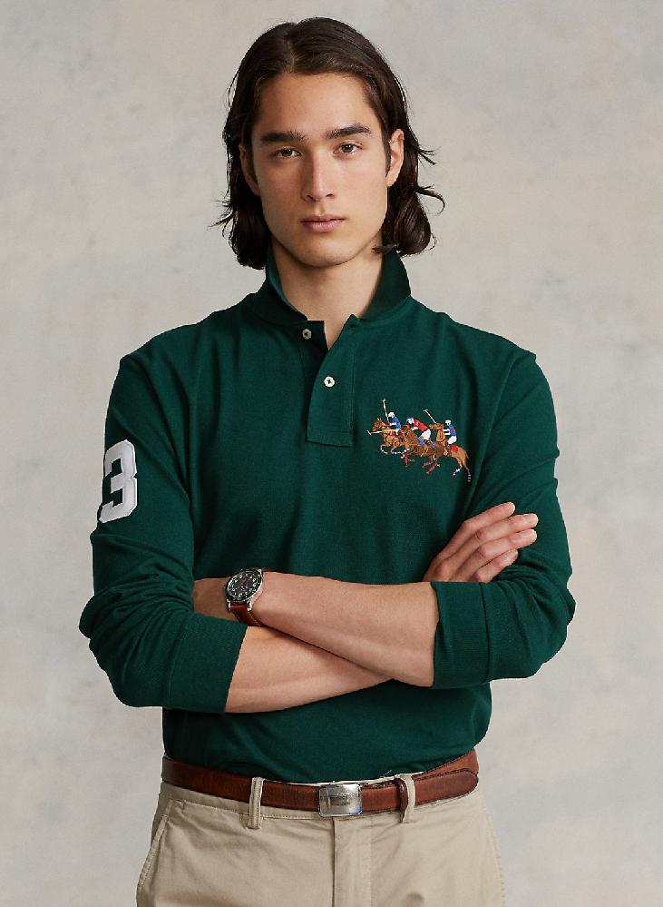 ラルフローレンのこのポロシャツ2万円もするらしいのですが、どういう人が似合うと思いますか?
