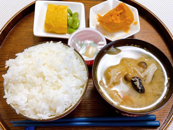 本日のわいの昼飯。 戦後の昭和みたい?