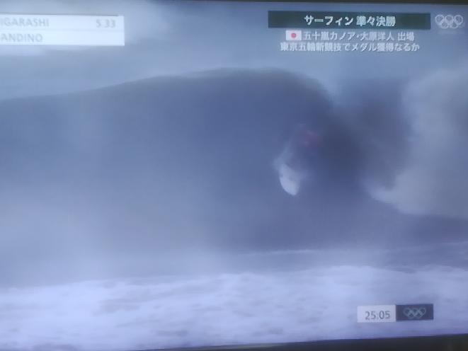 千葉ってチューブ出来るほどの波あるんですか? 台風のおかげですか? 東京オリンピック サーフィン