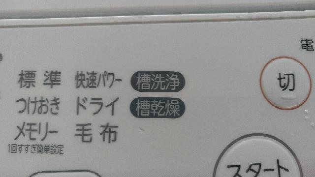 槽洗浄 これは洗剤いれて洗浄ですか?水だけでいいですか?