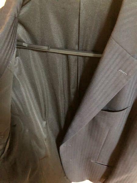 このスーツって夏用ですか?