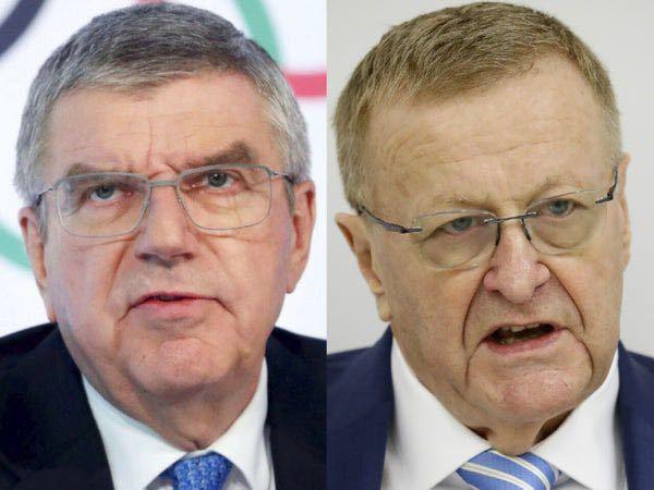 IOCのトーマスバッハも、ジョンコーツも、麻生太郎みたいに、目付きが悪く、口がへの字に上がって曲がっていますが、貪欲で金に非常に汚い性格だからですか?
