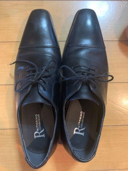 これはストレートチップと呼ばれる革靴で、就活にも使えるでしょうか?