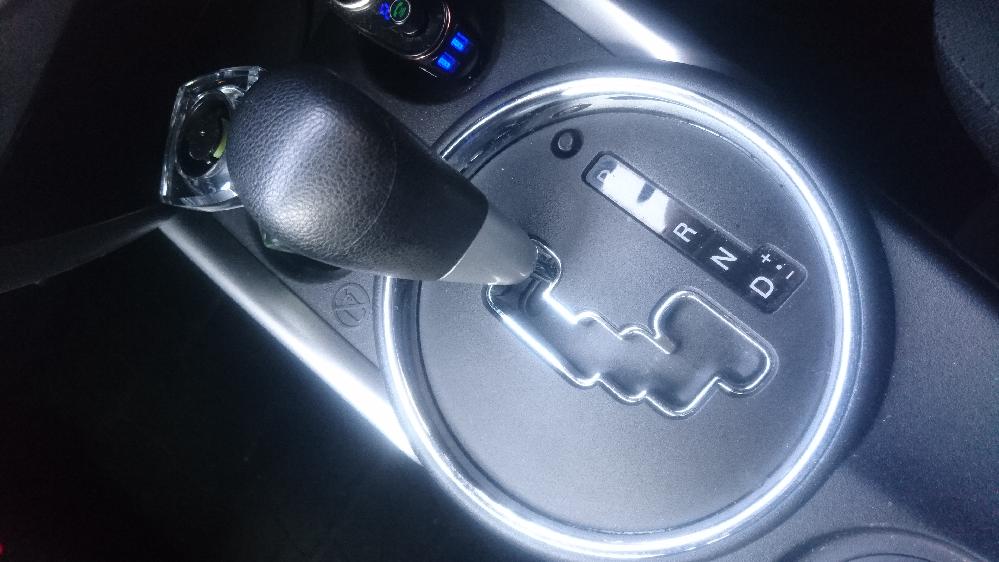 三菱のrvr ga3wのギアシフトノブを変えたいのですが、以前普通に購入したのがはまりませんでした。 サイズなどなにを購入したらこの車種に取り付け可能でしょうか?