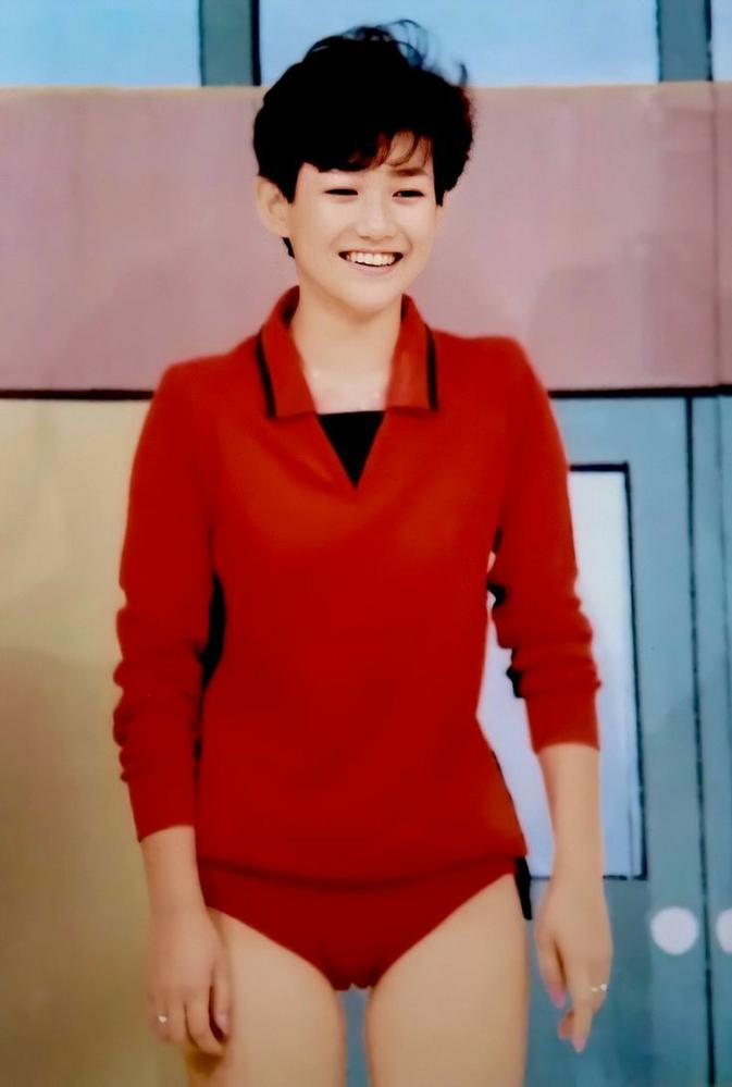 岡田有希子かわいかったな?