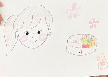坂道絵心クイズPart40 画像の絵を描いた現役または元坂道メンバーは さて誰でしょう?