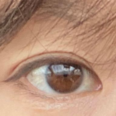 パーソナルカラーについて パーソナルカラーの診断には瞳の色も大きく影響すると聞きました。 もちろんそれだけでは判断出来なくてドレープを当てて診断、というのが1番なのは分かっていますが… この瞳の色だと何っぽい感じでしょうか? イエベ秋、春など。