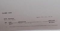 今日メルカリでヴィトンの財布を見てたのですが、この用紙に記載されてるCODEの数字ってシリアルナンバーですか? でしたら製造国番号8213と見えるのですが、2023年製って怪しいと思うんですけど皆さんどう思います?