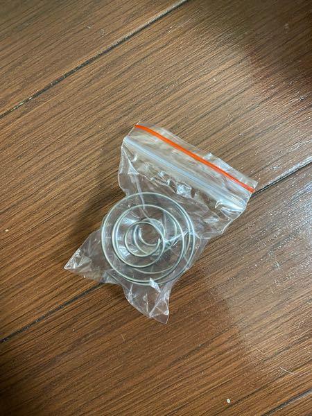 マイプロテインを買ったときに付いてきた、シェイカーの中に入っていたものなんですがこれって何に使うんですか。