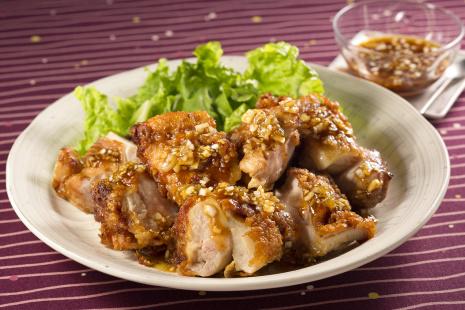 初めて入った中華屋さんで唐揚げを頼んだら「油淋鶏(ユーリンチー)」だったらどうしますか? 実際に経験したことです。唐揚げ定食としか書いてなかったのでビックリしました。