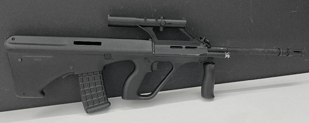 こちらの銃についてわかる方いますか? 大きくて重いです GHK AIRSOFT.INC と書いてあります。