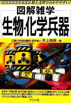 「生物兵器」と「化学兵器」は別物ですか? 「BC兵器」はbiochemical weaponsつまり「生物化学(生化学)兵器」のことだと思い続けていました。「BC兵器」はbiological weapons(生物兵器)とchemical weapons(化学兵器)の二種類の所謂(いわゆる)「貧者の核兵器」を合わせた呼び方なのですか?