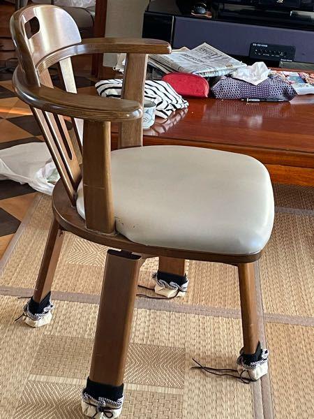 これどこの何の椅子かわかる方いられますか? 回転します。長いこと使ってたのですが壊れまして同じ椅子を探してます。