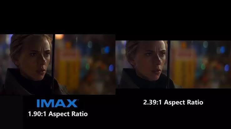 4kUHDの Blu-rayは映画公開時のIMAX拡大シーンが収録されているのでしょうか?