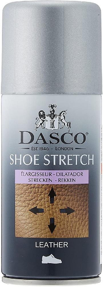 合成皮革をの靴のサイズ矯正に使えるスプレーなどはありますでしょうか? 本革用の物ならすぐに多数見つけることができるのですが。