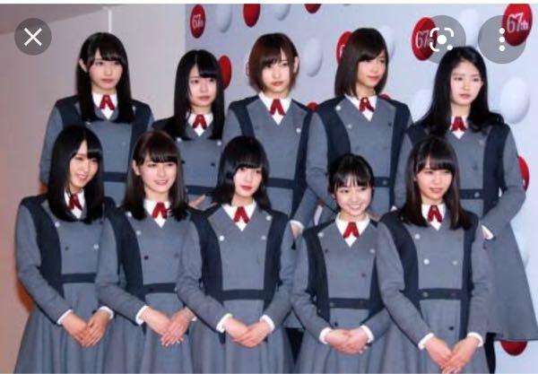 欅坂の初期の頃はこの10人が運営から推されてて、人気も上位でしたよね。共感する方いますか?