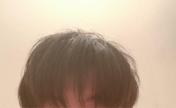 この髪型は変でしょうか?