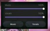 インスタでよく見るアイドルが歌ってアカペラにするみたいなこのアプリはなんて調べたら出てくるか分かりますか?