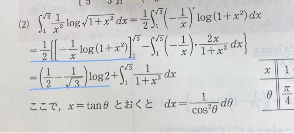 高校数学です この変形が分かりません 途中式をお願いします
