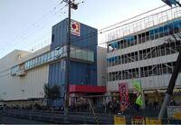8月末で閉店するイズミヤ上新庄について。 写真左にあり3階らしきところにある、塞がれた出窓についてですが、これについて詳細を知られている方はいませんか? #イズミヤ上新庄