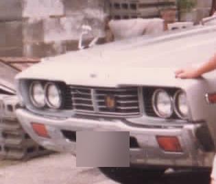 この車種分かりますでしょうか? 1980年代の写真です。