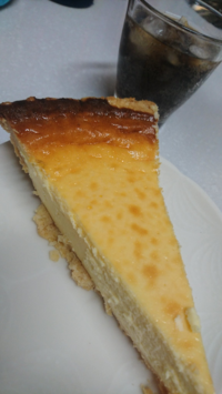 チーズケーキ好き?