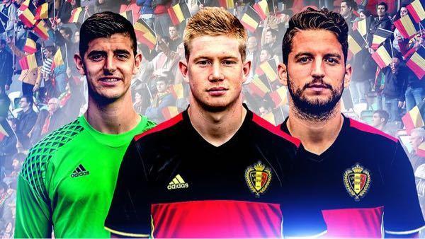 ベルギー代表の3-4-3戦術を教えてください