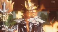 ザ・ハイスクール・ヒーローズに出てくる日輪魔人はすごく強いのですが、これ元々はゴレンジャーの日輪仮面がモデルになってるそうです。 で、日輪仮面を見ると子供番組だったとは言え怪人がすごくかわいいのでとても違和感を感じています。 B級ドラマとはいえ、本家の怪人よりリアル感があるのはどうしてでしょうか?