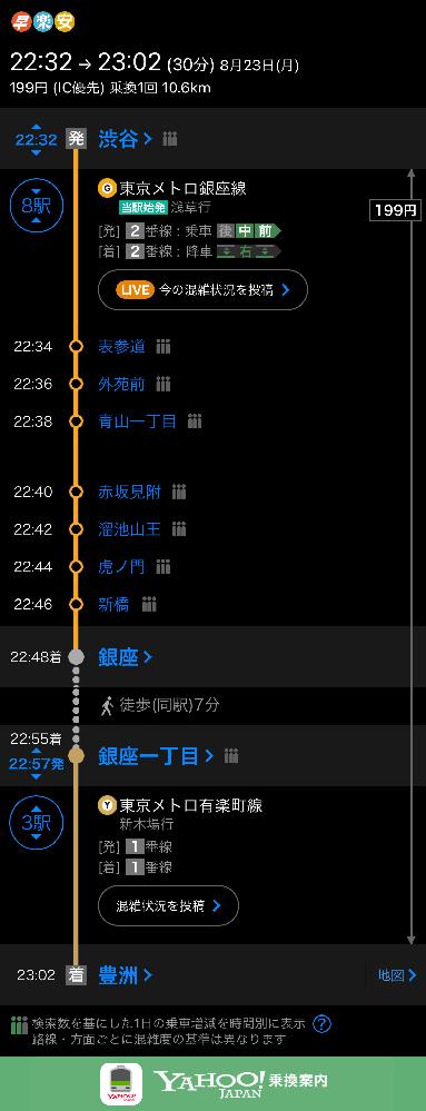 東京メトロの定期について 渋谷から豊洲の定期を作ろうと思っています。 新橋にも行きたいので、 渋谷-銀座線-銀座-改札外乗り換え-銀座一丁目-有楽町線-豊洲の定期を作った場合、 渋谷-半蔵門線-...