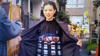 『ボイス2 110緊急指令室』#2での石川 透(増田貴久さん(NEWS)が「やめろ!やめろ!」って拳銃を向けていて[ここだよ!透ちゃん! щ(´∀`)щ] って言っている爆弾●~*を体に装着していた女性役を演じていた女性の名前はわかりますでしょうか?