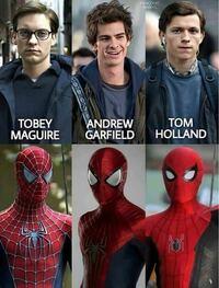 スパイダーマンは初代、アメイジング、MCUシリーズ、どれが評価高いのですか?