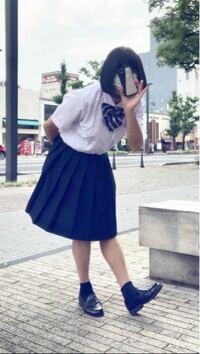 今日もお散歩中です!(^^) 女の子に見えますか? 女装です!