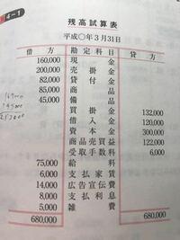 簿記検定の問題について質問です。 資本=資産-負債 と最初の方で学んだのですが、どうして資産572000-負債252000を引いた答えは320000なのに、資本金は300000となるのでしょうか。  資本金は、借り方の合計残高を割り出した後に求めるものなのでしょうか?