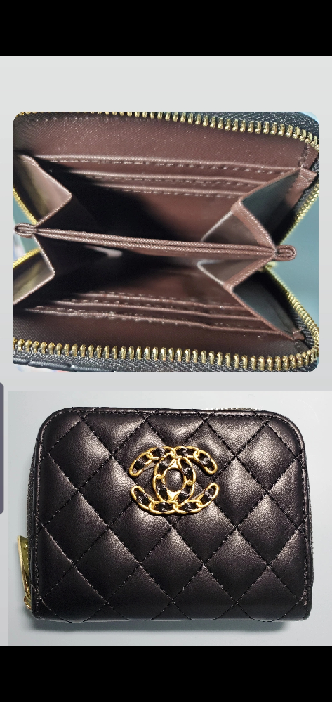 ネット注文で安くなっているCHANELの財布を買ったのですが、ナイロン製の袋に商品をテープでぐるぐる巻きにした状態で届き、頼んだ物と違う商品が届きました。 今までCHANELの財布を使ったことが...