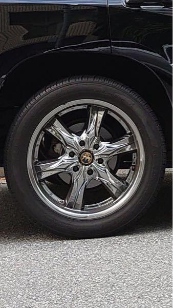 ホイール、タイヤに詳しい方教えてください!