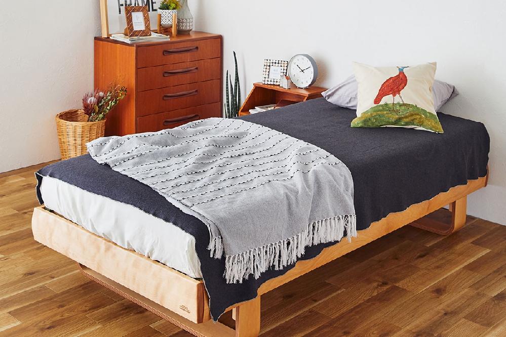 このベッドがどこのお店のものか分かる方はいらっしゃいますか?