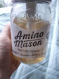 長いこと使っていなかったアミノメイソンというシャンプーなのですが、本来なら透明でドロッとした液体のはずなのに、黄色く変色してサラサラの液体になっていました。  これは使用しても問題ないのでしょうか?