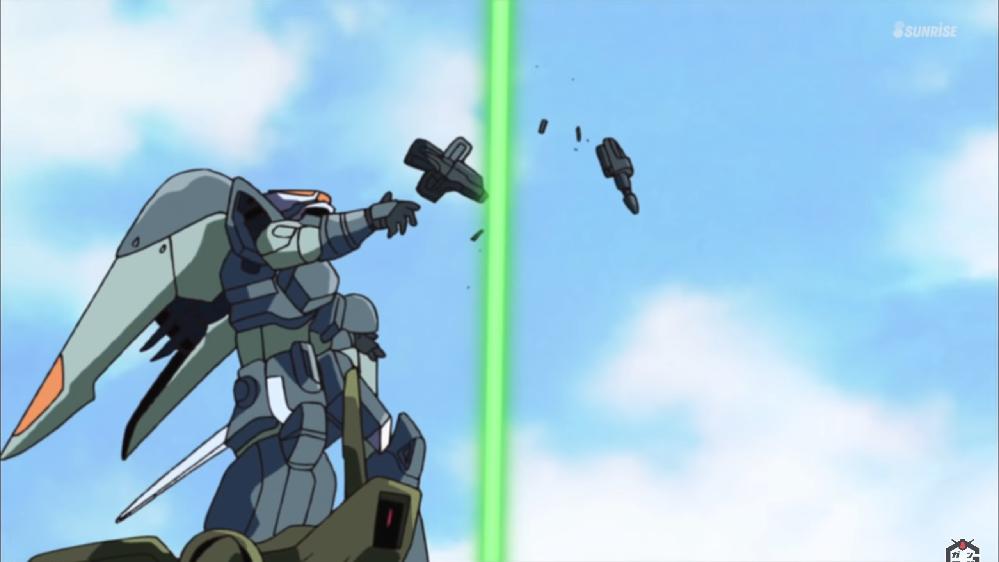 あなたが、次の言葉で思い浮かべるアニメや特撮(作品やキャラクター)は? 「寸前での攻撃や防御」