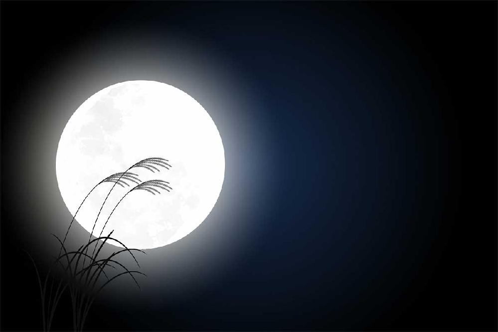 「中秋の名月」が近づいてきました。今年の十五夜は9月21日らしいですね。 そこで「満月」をイメージする、あなたのお気に入りの曲をご紹介下さい!