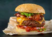ハンバーガー食べる時の飲み物は何が良い? (^。^)♪
