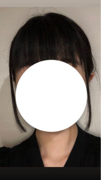 触覚をノリと勢いで タチバサミで作ったら 片側髪の毛を取る位置を間違えて 少し変になってしまいました。 でも切ってしまったものは 切ってしまったもので もう後ろにはしまえません。 これ 変ですか??? もう少し短い方がいいとかあったら お願いします